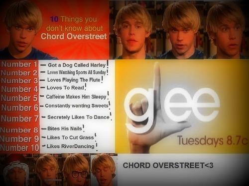 Chord Overstreet♥