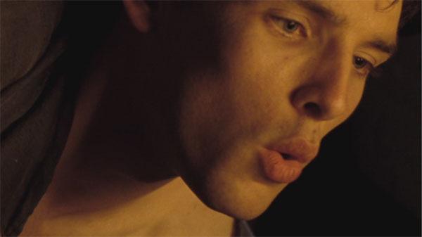 Colin's lips