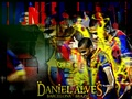 Dani Alves Wallpaper - fc-barcelona fan art