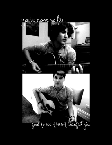 Darren - Then & Now