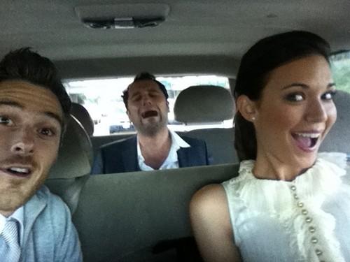 Dave & Odette & Matthew ;D