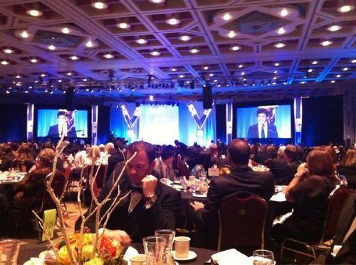 David at the Utah's Best of State Awards Gala :)