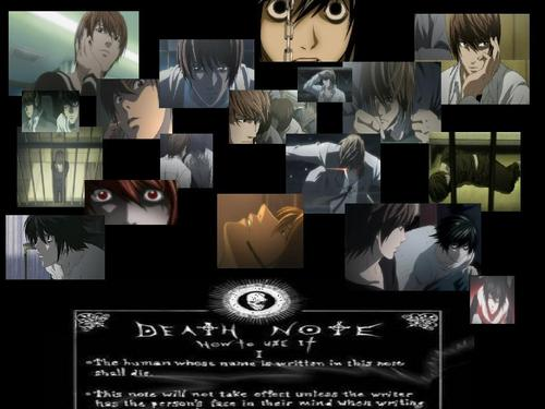 Death Note images Death Note <3 HD wallpaper and background photos