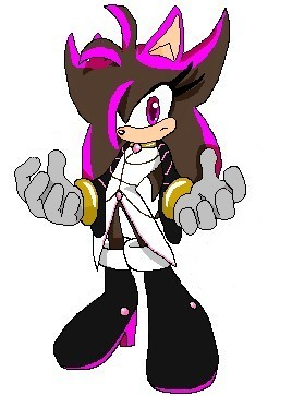 Diamond the Hedgehog