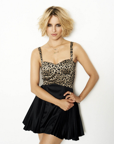 Dianna Agron New Cosmo Photoshoot - dianna-agron Photo