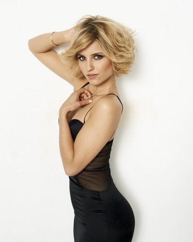 Dianna Agron fondo de pantalla probably containing a leotard, tights, and a bustier, bustier traducción entitled Dianna Agron New Cosmo Photoshoot