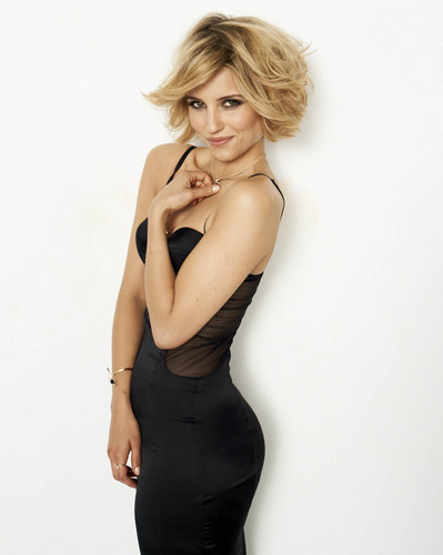 Dianna Agron New Cosmo Photoshoot