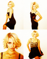 Dianna Agron photoshoot with short hair. - dianna-agron photo