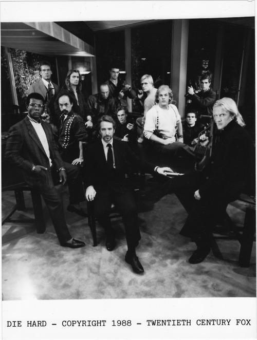 Die Hard promo-1988