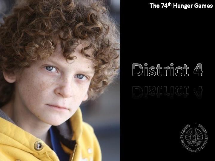 District 4 Tribute Boy