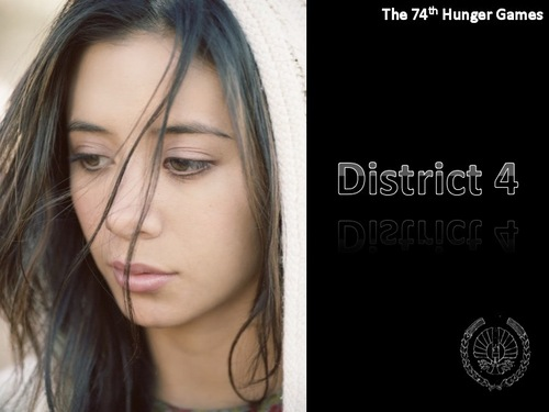 District 4 Tribute Girl