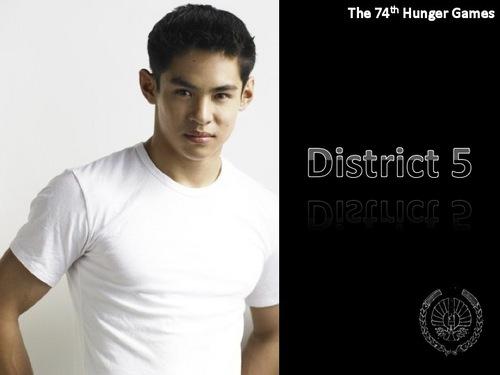 District 5 Tribute Boy