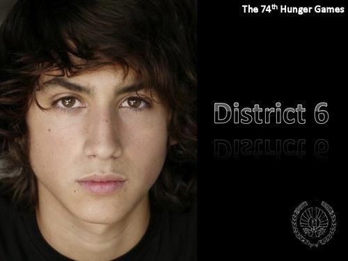 District 6 Tribute Boy