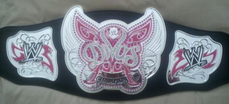 Divas Title Belt Replica