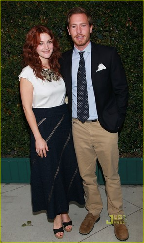 Drew Barrymore: Chanel & NRDC Dinner with Will Kopelman!