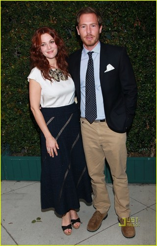 Drew Barrymore: Chanel & NRDC avondeten, diner with Will Kopelman!