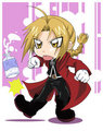 Ed hates milk - fullmetal-alchemist-brotherhood-anime photo