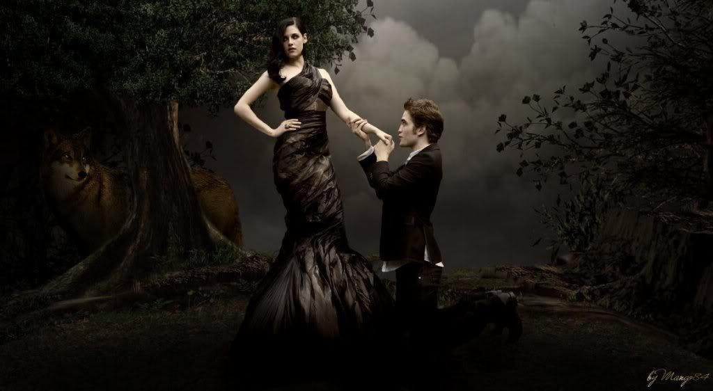 Edward - Bella - Jake