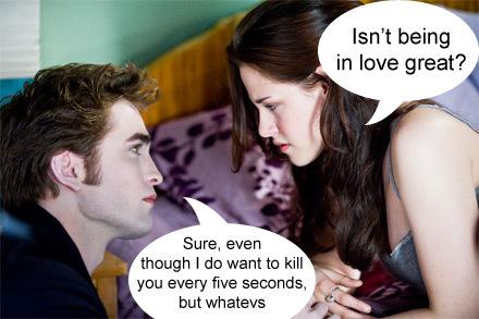 Edward = Stalker