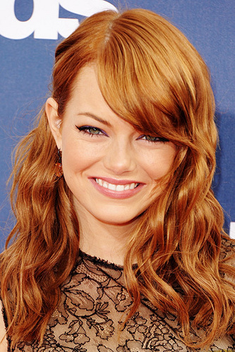 Emma Stone at the एमटीवी Movie Awards