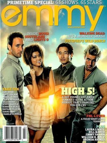 Emmy Magazine Issue #3, 2011