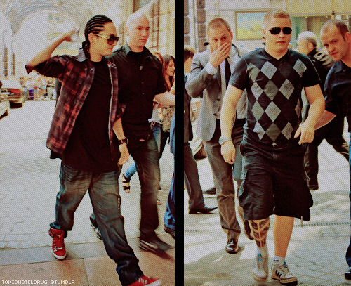 En Rusia - tokio-hotel photo