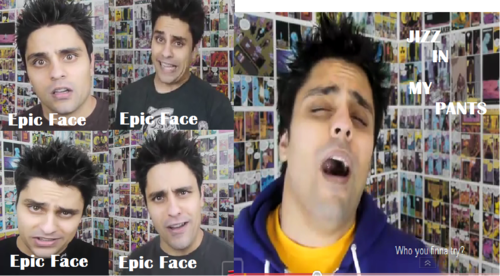 ray william johnson logo