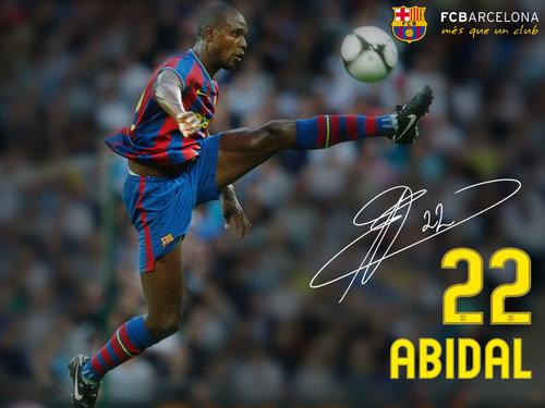 Eric Abidal 2009/10