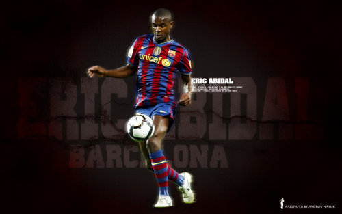 Eric Abidal Wallpaper - fc-barcelona Wallpaper