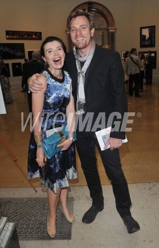 Ewan & his wife, Eve on 2nd June 2011!