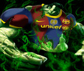 FC Barcelona Jersey Wallpaper - fc-barcelona fan art