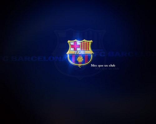 FC Barcelona Logo fondo de pantalla