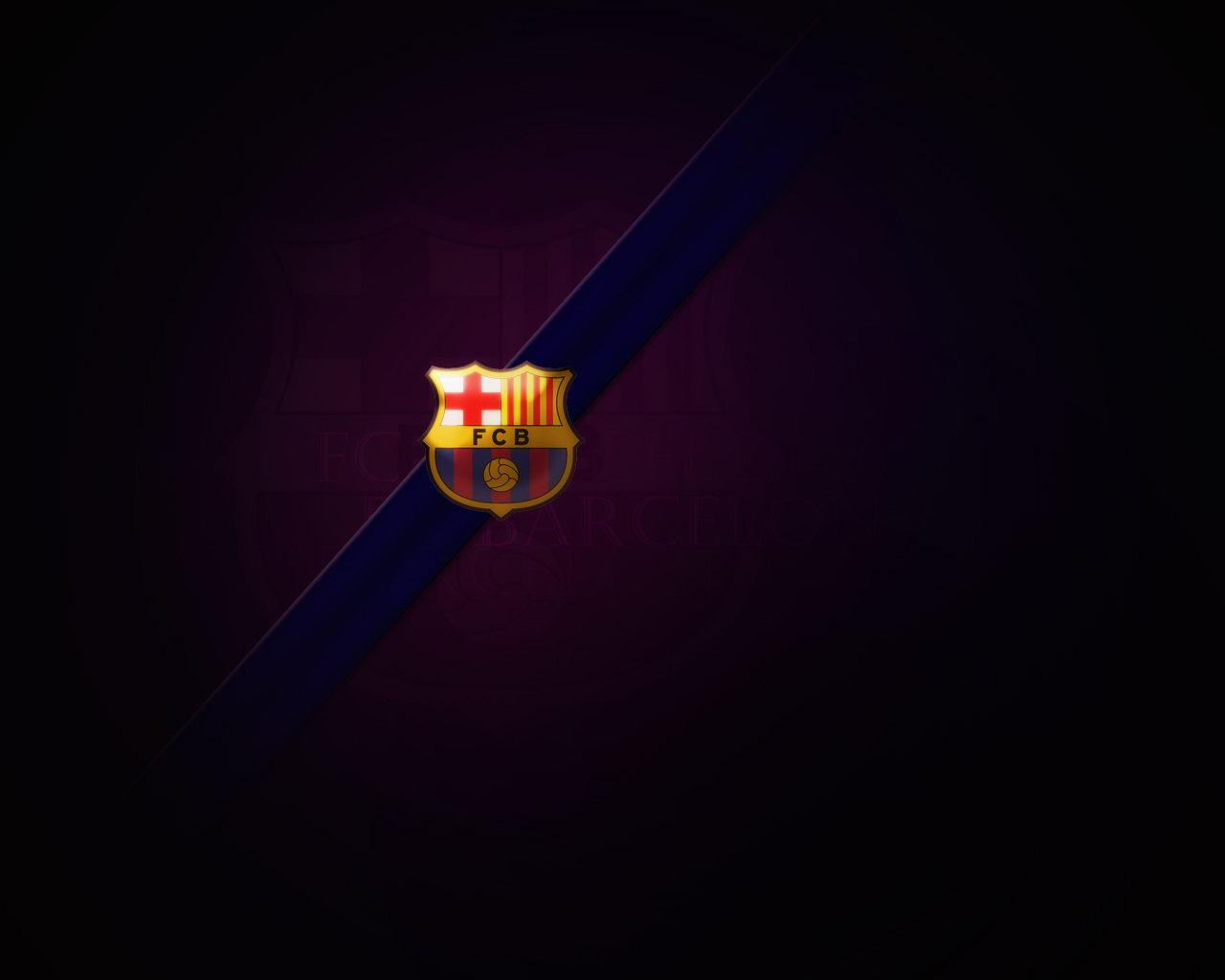 FC Barcelona Logo Hintergrund