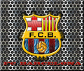 FC Barcelona Logo 壁紙