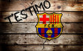 FC Barcelona Logo hình nền
