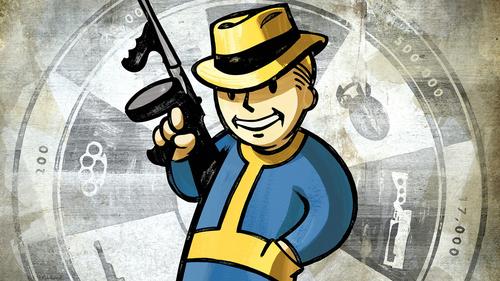 Fallout boy!