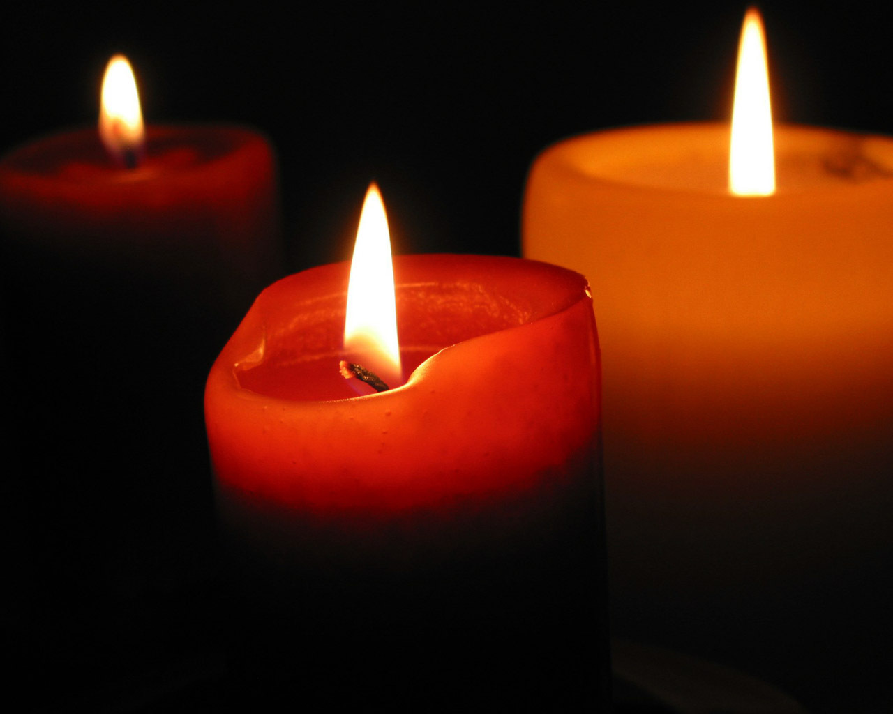 candles images flickering firelight hd wallpaper and