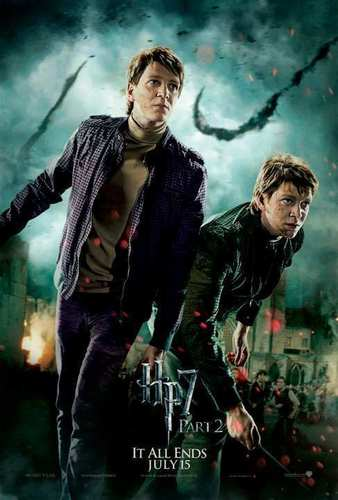 Fred and George DH part 2