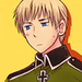 Germany Icon - hetalia-germany icon