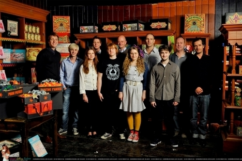 HALF-BLOOD PRINCE DVD PRESS JUNKET (19/10/09)