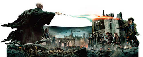 HP7 deathly hallows part 2