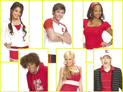 High School Musical wallpaper probably with a portrait titled HSM