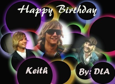 Happy birthday Keith!!