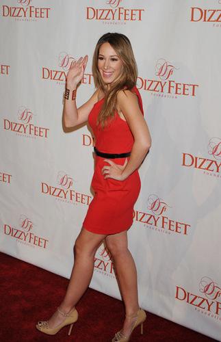 Haylie - Dizzy Feet Foundation's Inaugural Celebration of Dance - November 29, 2009