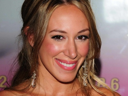 Haylie Duff images Haylie Wallpaper HD wallpaper and background photos