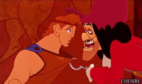 Hercules/Captain Hook