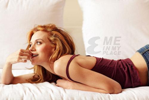 Hilarie burton Esquire Magazine picha shoot