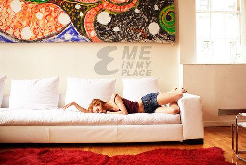 Hilarie burton Esquire Magazine foto shoot