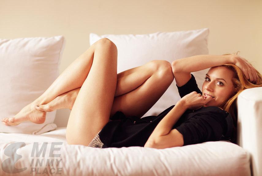 Hilarie برٹن EsquireMagazine تصویر Shoot