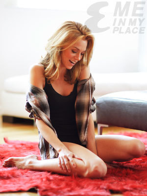 One baum hügel Hintergrund possibly with an abattoir entitled Hilarie burton EsquireMagazine Foto Shoot